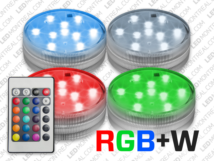 Battery powered rgb led puck light led montreal battery powered rgb led puck light aloadofball