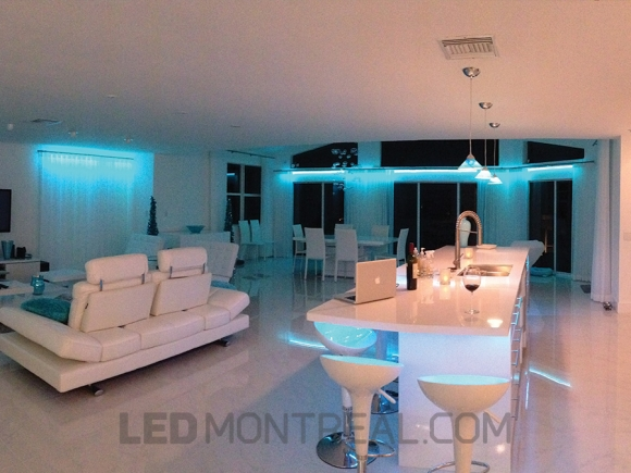 Florida Villa LED design by Sylvain