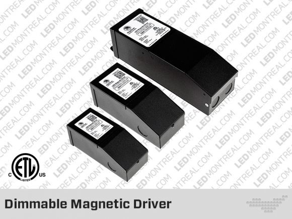 Magnetic Dimmable Power Supply