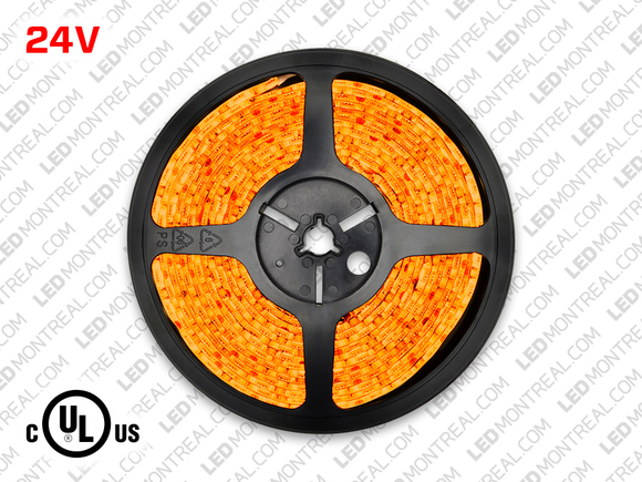 Amber 5 Meter 5050 LED Strip Only