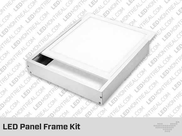 LED Panel Frame Kit