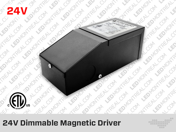 24V Magnetic Dimmable Power Supply