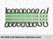 20 RGB LED Modules (Module Only)
