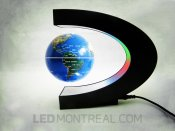 Free floating Magnetic Globe