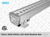 112cm 36W LED Wall Washer Bar
