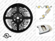 12V Single Color 2835 Bendable LED Strip 300 LEDs