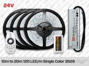 Epistar Single Color 10 Meter 3528 LED Strip kit