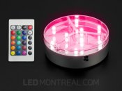 LED Light Base