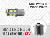 2W 12V 1141 BA15S LED Bulb for RV Interior
