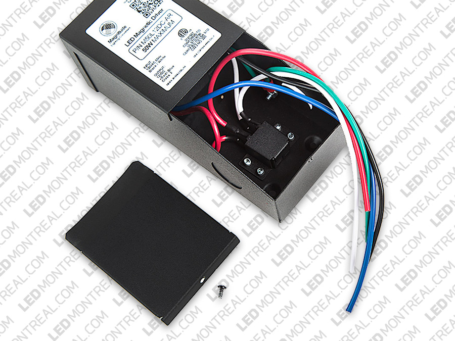 Single Color LED Strip Kit with AC Dimmable Driver
