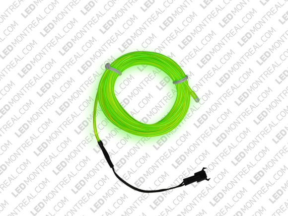 1m to 10m EL Wire Only (Electro Luminescent Wire)
