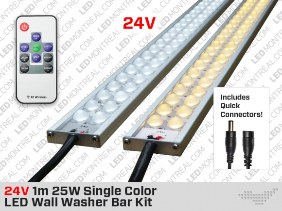BAZZ 44cm LED Bar with built in Transformer