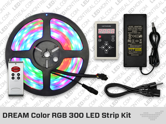 DREAM Color RGB LED STRIP