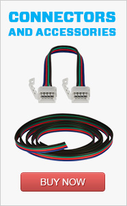 LED Connectors Accessories Importation Montreal
