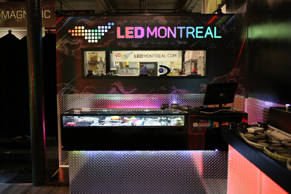 LEDmontreal Store quebec canada LED Lights