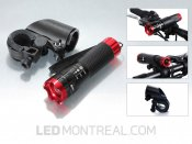 CREE LED Bicycle Flashlight with Mount