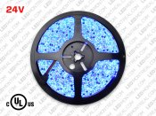 24V iP65 300 LED cUL Super Bright RGB LED Strip (strip only)