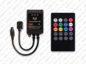 20 Key Sound Controller for RGB LED Strips