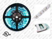 12V Bendable Super Bright 5050 RGB 210 LED Strip (Strip only)