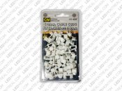 Cable or Strip Clip - Pack of 60