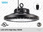 Luminaire LED UFO High Bay