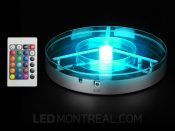 LED Light Base 8 Inch