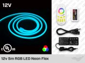 5m RGB LED Neon Flex