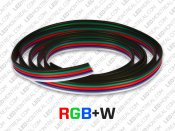 RGBW Wires for LED Strips (1 meter)