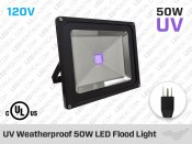 UV Weatherproof LED Flood Light 50W